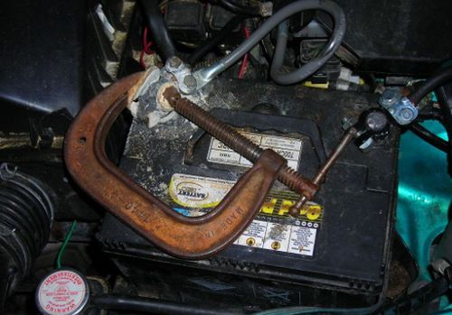 Signs Of A Dead Car Battery >> car-funny-humor-diy-battery
