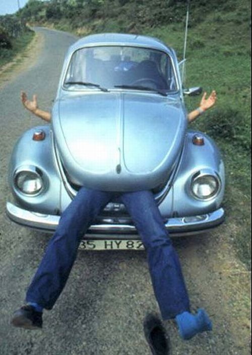 vw beetle funny conversions car humor