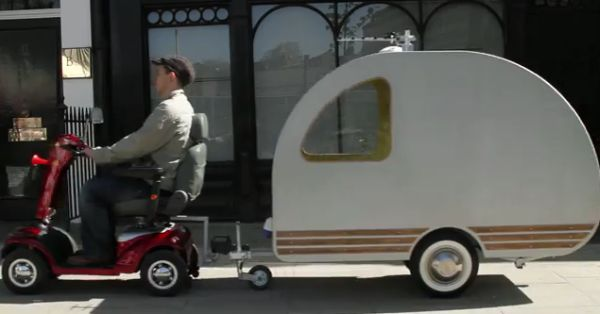 Funny Car Qtvan Worlds Smallest Caravan 9