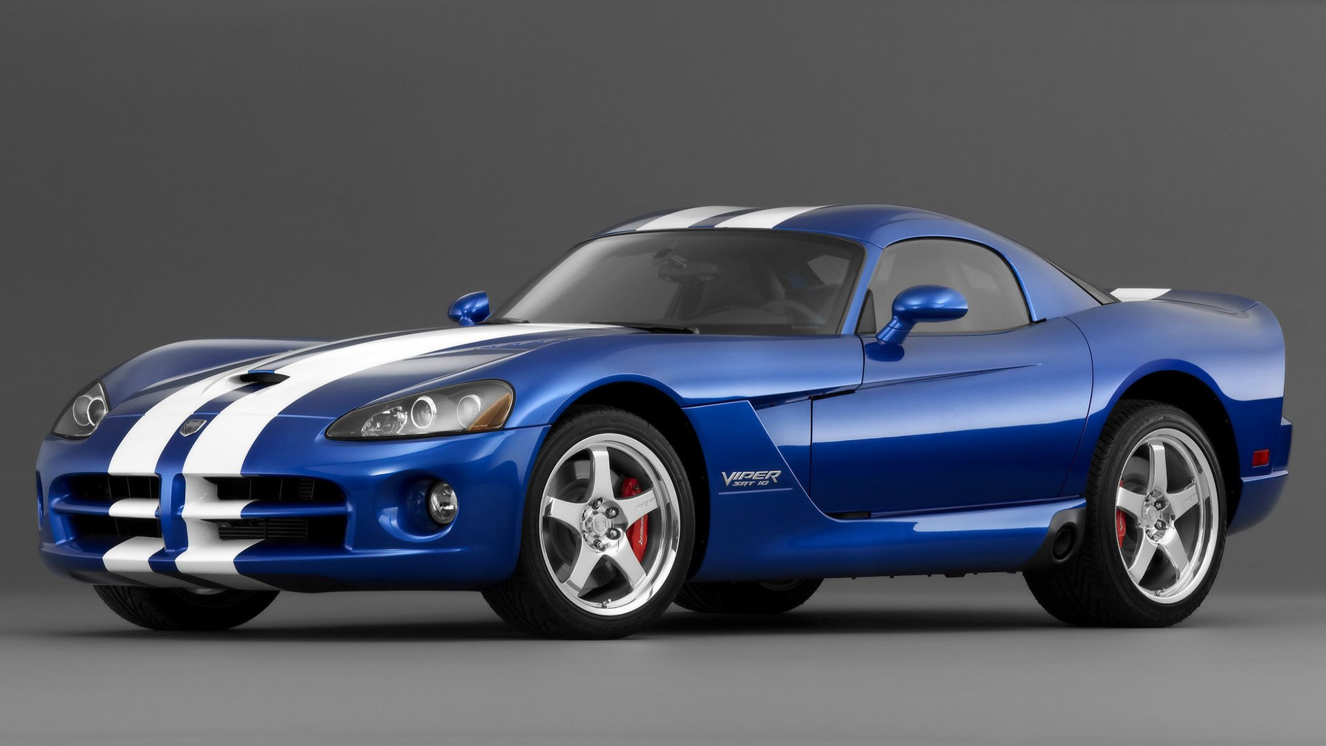 Car Wallpapers: Dodge Viper SRT 10