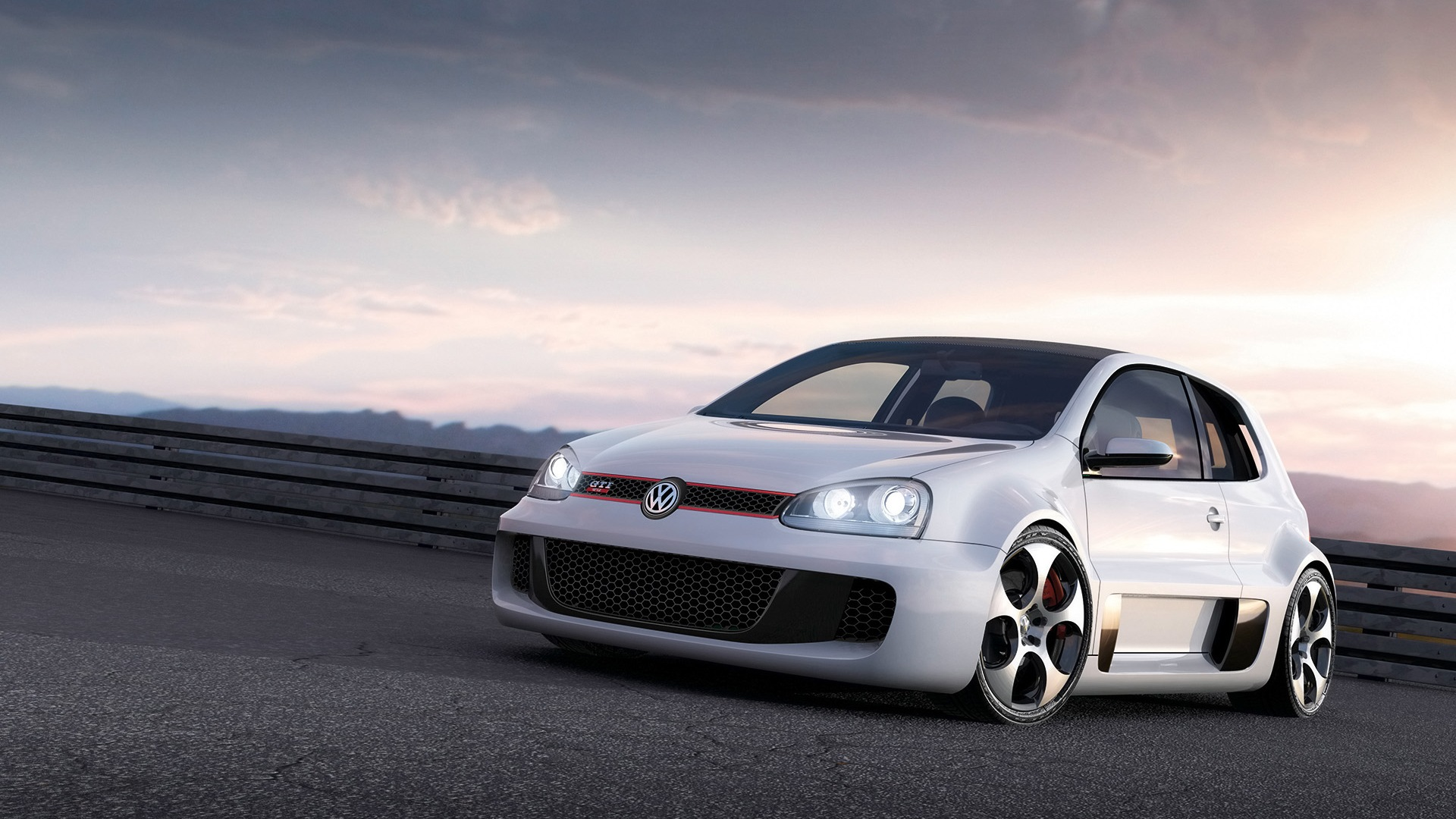 Car Wallpapers Golf GTI