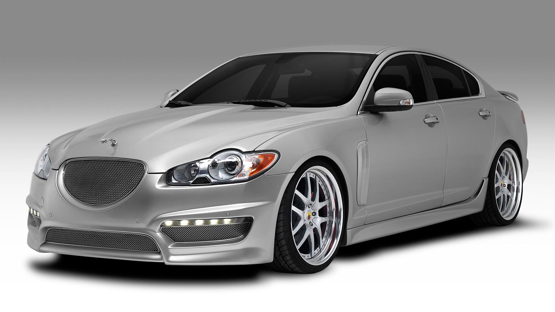 Car Wallpapers Jaguar Xf Front Car Humor