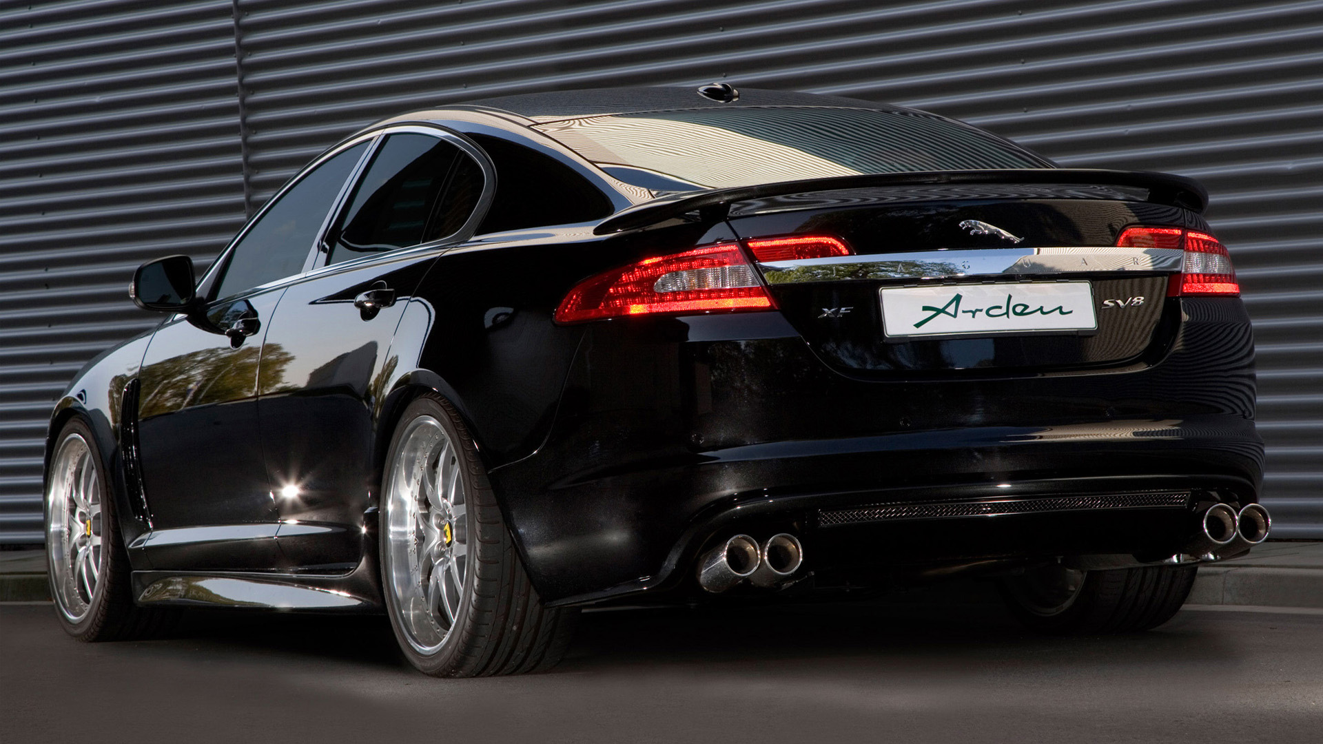 Car Wallpapers Jaguar XF SV8