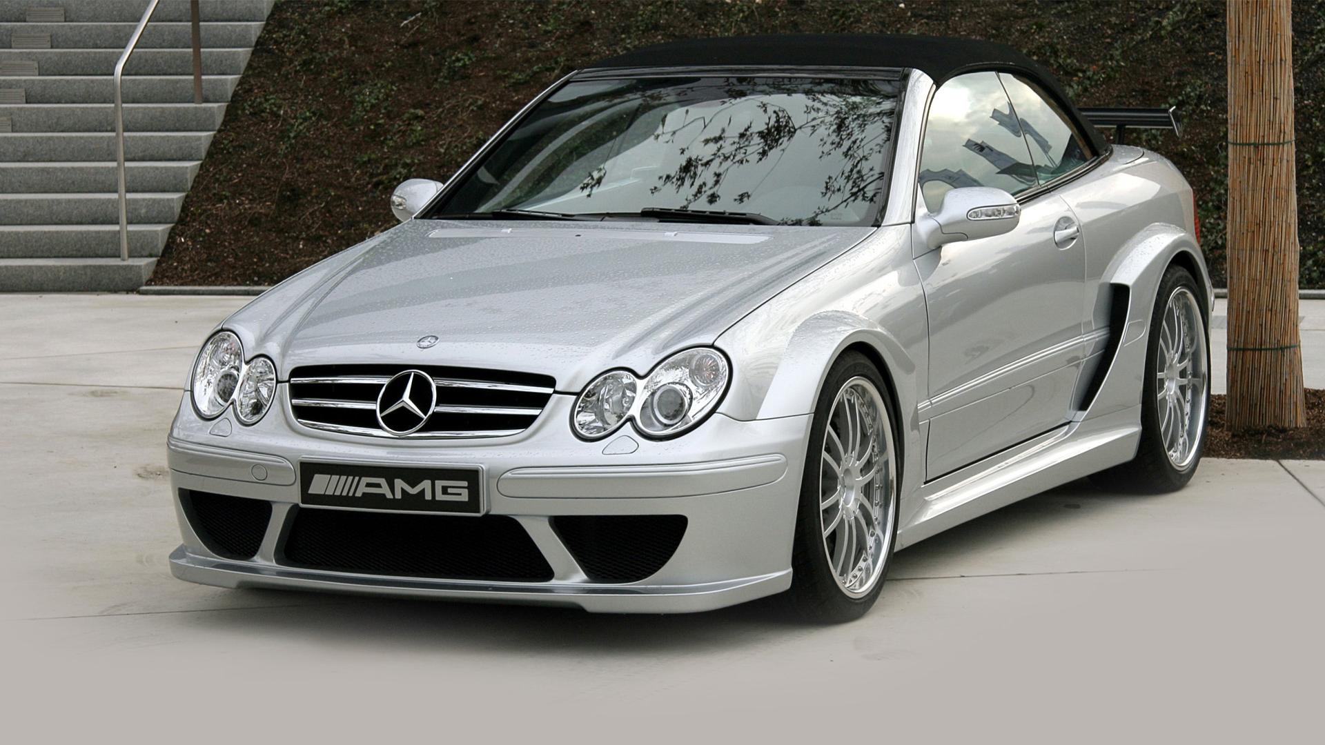 Car Wallpapers Mercedes Benz Clk Dtm Amg Cabriolet Car