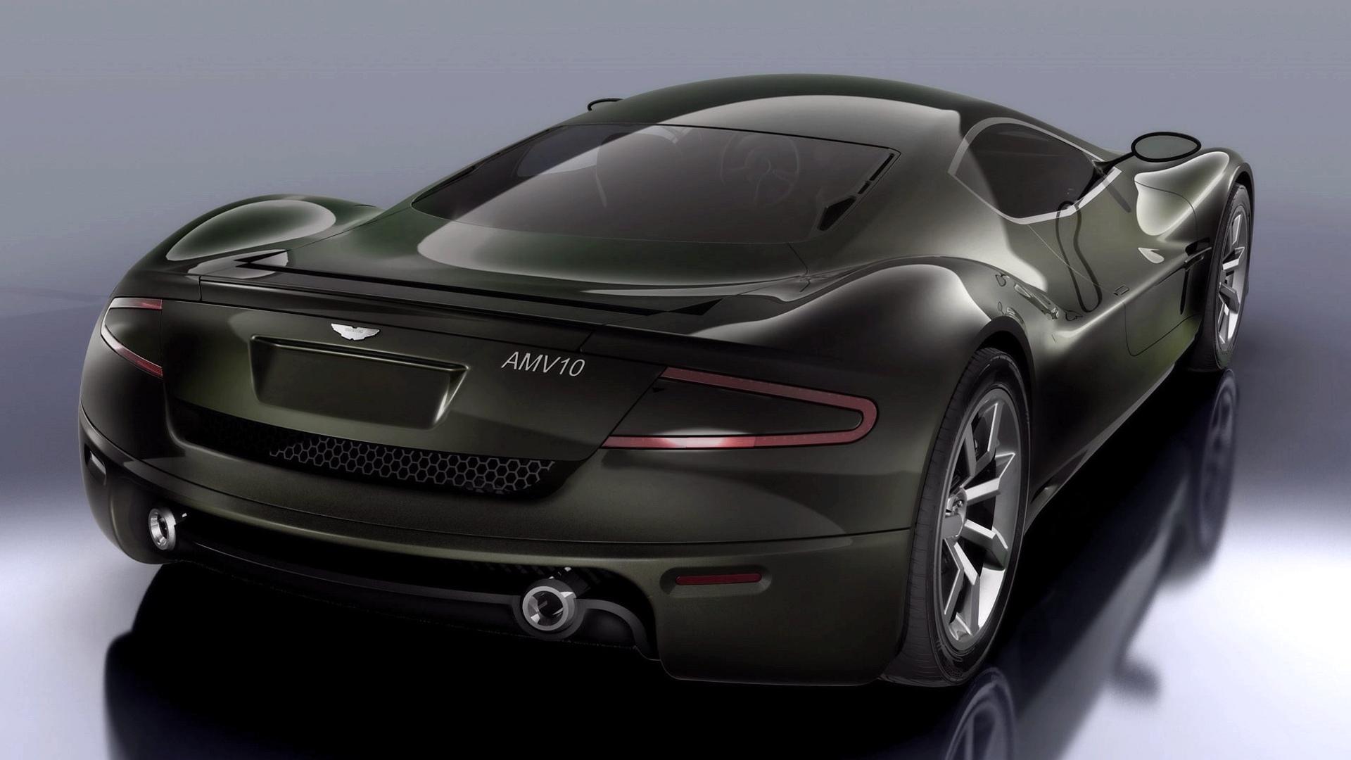 Car Wallpapers: Aston Martin AMV10