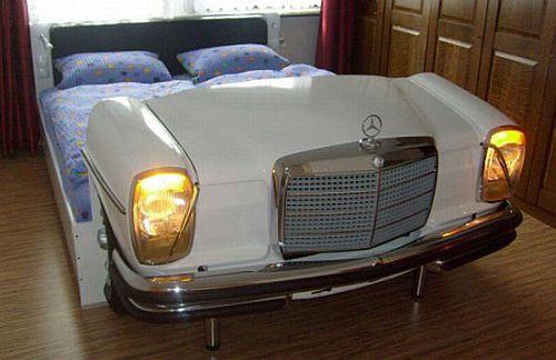 Funny Car Furniture Humor Joke 8