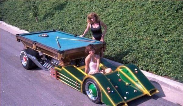 1978 Pool Table Car 1965