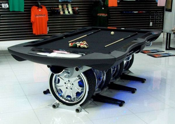 Pictures Billiard Car Pool Table