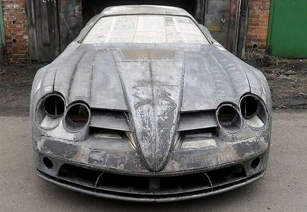 New Mad Max Style Car Replica Is Named Valentina After The Artists