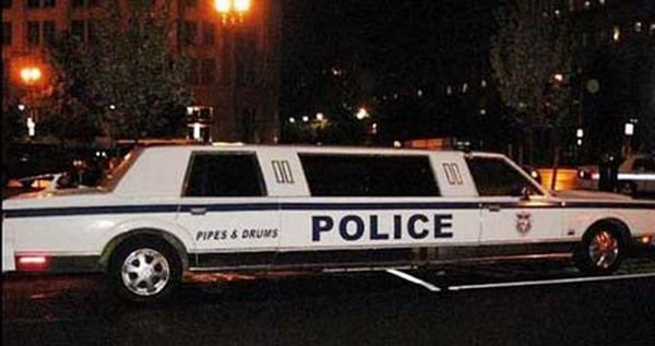Unusual Police Cars – Car Humor
