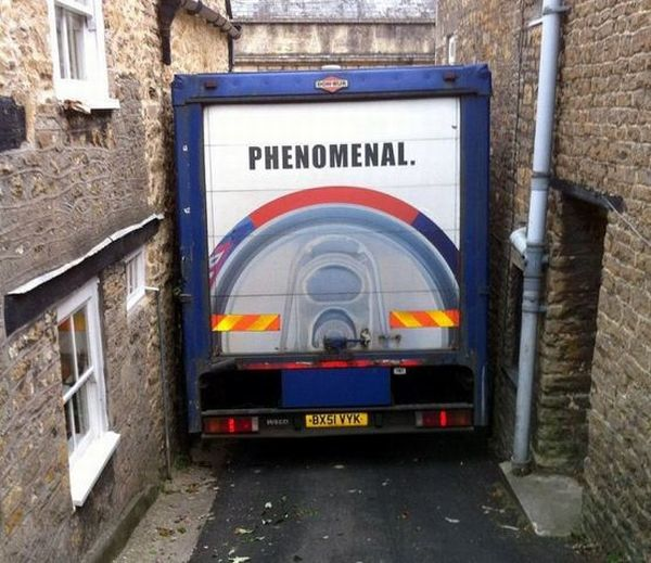 Funny Truck Driver