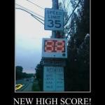 High Speed Score