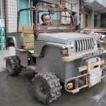 Chinese Chef Builds His Own Jeep
