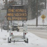 Wicked Slippery Roads