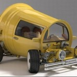 Russian Concept Car – Vedrover