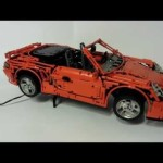 LEGO Porsche 911 Turbo Cabriolet