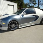 When You Don't Have The Money For The Real Thing – Body Kit Will Solve The Problem