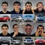 Car Faces