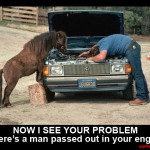 Engine Problem Solved