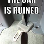 Ruined Car