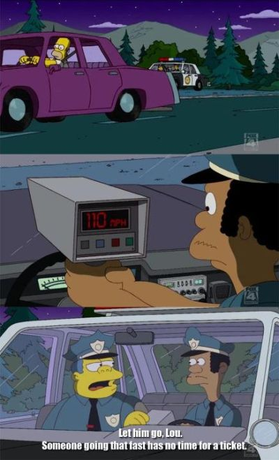 car-humor-funny-joke-road-street-drive-driver-simpsons-Chief-Wiggum-Wisdom-police-speeding-speed-limit.jpg