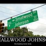 Smallwood Johhson