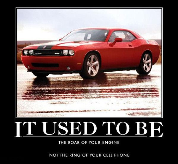 car-humor-funny-joke-road-street-drive-driver-it-used-to-be-roar-engine-not-ring-cell-phone ...