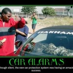 Silent Car Alarm