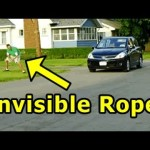 Invisible Rope Prank