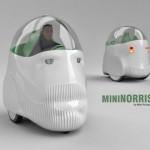 Mininorris – Chuck Norris Car