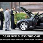Dear God Bless This Car