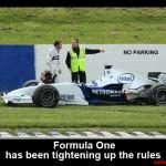 Formula One – New Rules