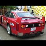 Cambodian Ferrari