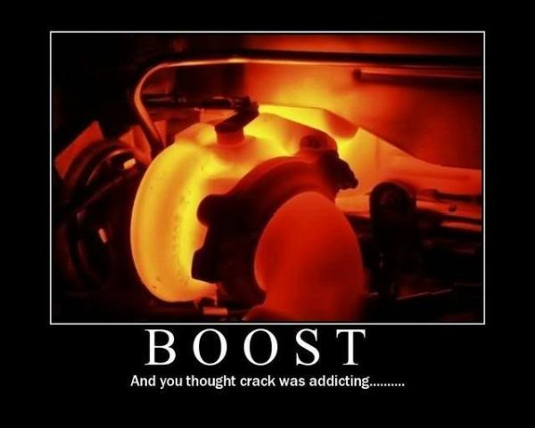 Car Humor Funny Joke Driver Turbo Boost