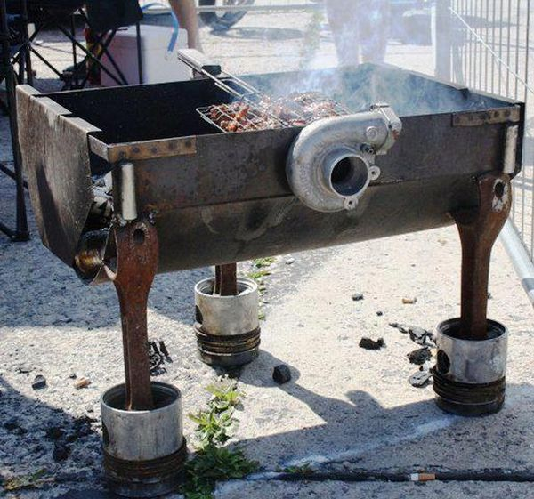 Turbo Barbecue