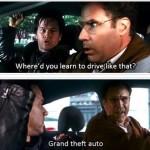 Impressive Driving Skills