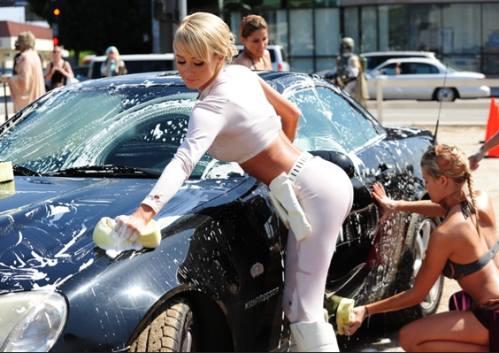 Star Wars Car Wash