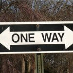 One Way?!?!