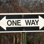 One Way?!?!