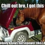 Horsepower Master
