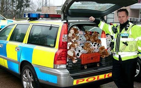 Trauma-Teddies_British-police-cars