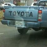 DIY Toyota