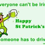 Everyone Can't Be Irish
