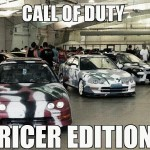 Call Of Duty Ricer Edition
