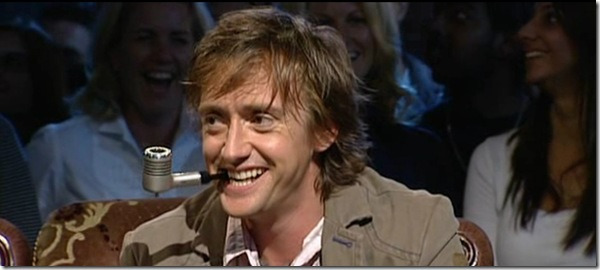 Richard Hammond Is An Awesome Father