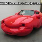 Allergic Porsche…