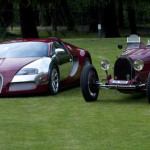 Bugatt now and then