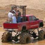 The Most Redneck Wedding in History