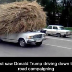 The Trumpmobile