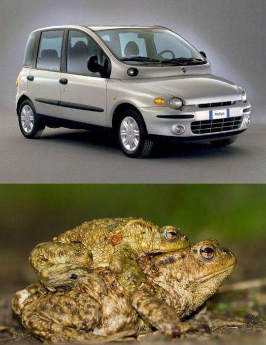 World's Ugliest Car